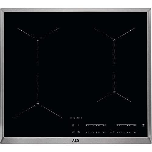 AEG IAE64411XB Autarkes Kochfeld / Induktion / Hob²Hood / SenseBoil /...