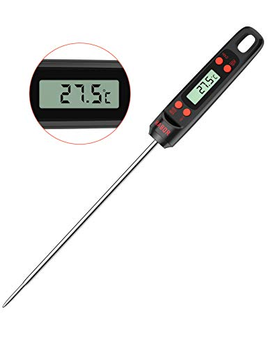 Habor Küchenthermometer, Bratenthermometer, Digital Grillthermometer,...