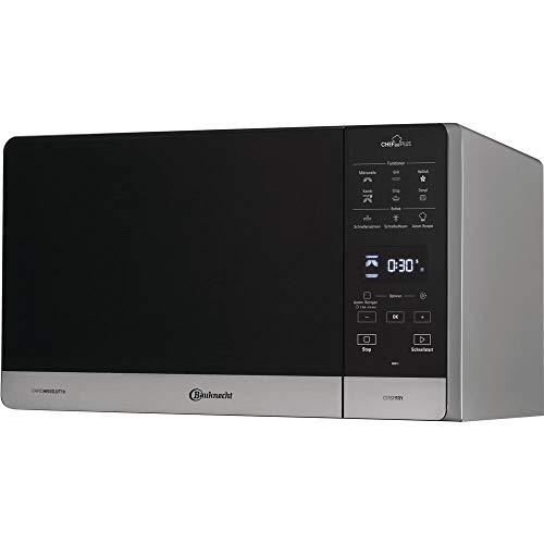 Bauknecht Chef Plus MW 49 SL/ 5in1-Multifunktionsmikrowelle / 800 W/25 L...