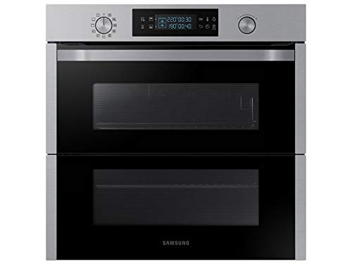 Samsung Dual Cook Flex NV75N5641RS/EG Backofen (Elektro/Einbau)/56,6...
