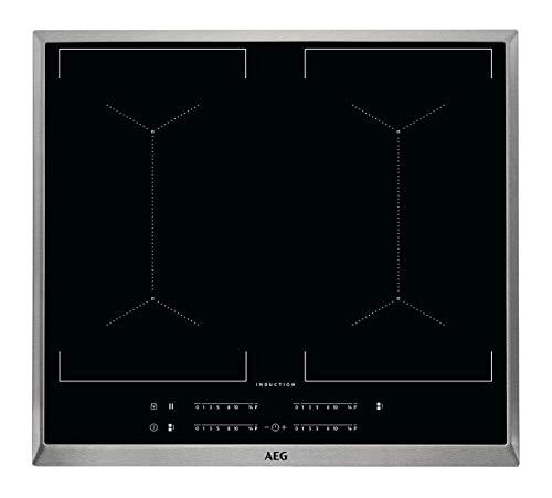 AEG IKE64450XB Autarkes Kochfeld / Herdplatte mit Touchscreen &...