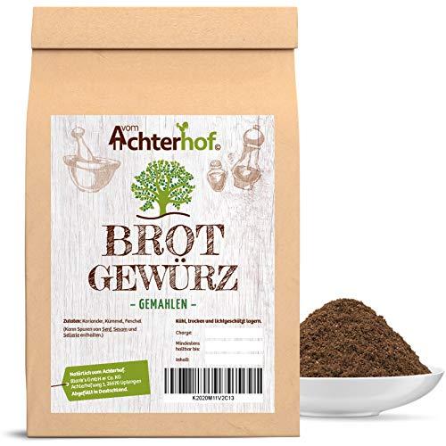 100g Brotgewürz Brot Gewürz gemahlen - ohne Geschmacksverstärker, ohne...